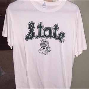 Other - Michigan State Gruff Sparty T-Shirt